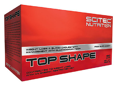 Top Shape 180 capsules - Scitec Nutrition FR