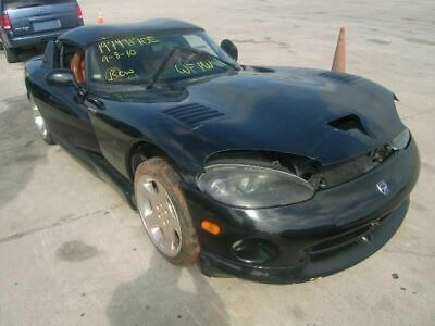 Driver Front Seat Bucket Leather Manual Fits 00-02 VIPER 130453