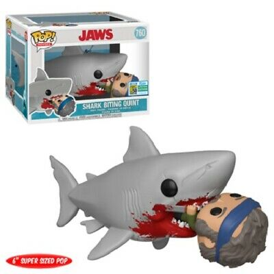"Jaws - Shark biting Quint 6"" Funko Pop! Vinyl Figure **SDCC 2019 PRE-ORDER**"