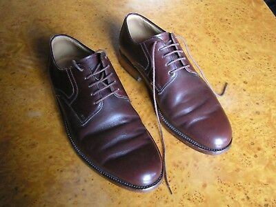 d839e185921866 Chaussures Mocassins Marron Homme Bally P. 8 France 42 System Charles  Goodyear