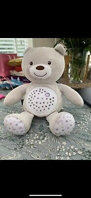 Chicco first dreams baby bear - been used