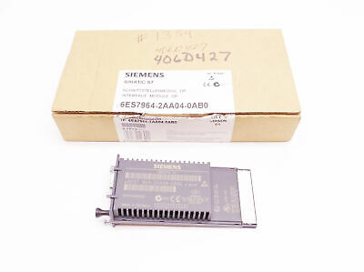 New Siemens 6Es7964-2Aa04-0Ab0 Interface Module Svpv9302382