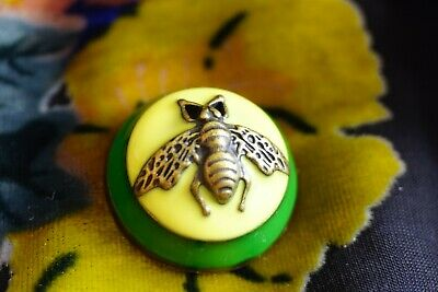 💛💚100% Gucci button 1 pieces  BEE 24 mm 1 inch Metal