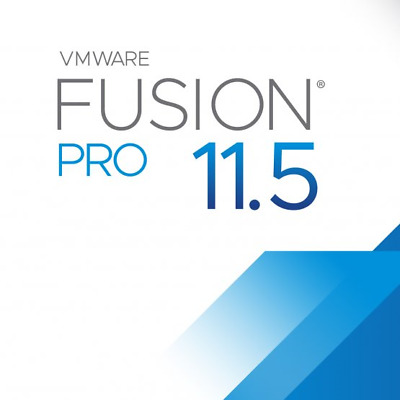 VMWARE Fusion 11.5 Pro Lifetime License / OFFICIAL 2019 / INSTANT Delivery