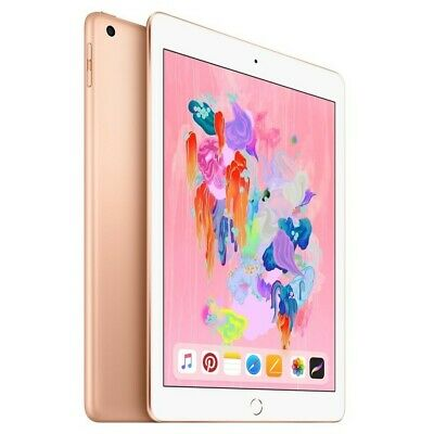 Apple iPad 6 Wi-Fi 32GB - Gold