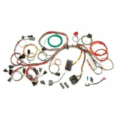 new painless wiring 60510 efi wire harness for ford 1986-93 5 0l