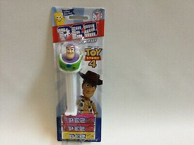 Pez Disney Pixar TOY STORY 4  ~ BUZZ  LIGHTYEAR