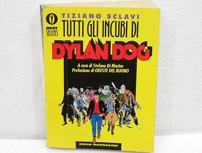 Dylan Dog-All Bad Dreams of Dylan Dog-Tiziano Sclavi-Best Sellers-Used Excellent