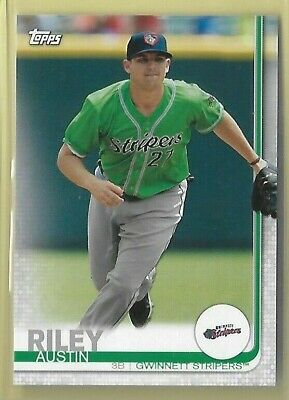 Austin Riley 2019 Topps Pro Debut Rookie Prospect Card #160 Rc