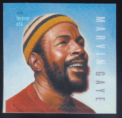 US Stamp #5371 / New 2019 Issue / Marvin Gaye / MNH