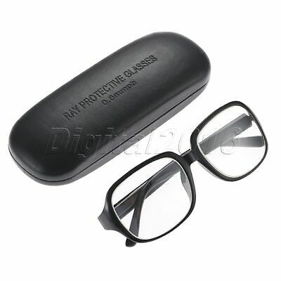 0.5mmpb Lead Spectacles X-ray Protection Glasses With One Box for Lab Hospital