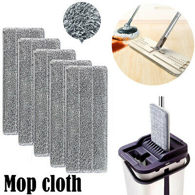 Replacement Microfiber Washable Spray Mop Dust Mop Household Mop Head Clean ~!~
