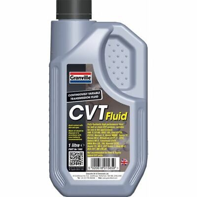 TOTAL FLUIDMATIC CVT MV Multipurpose Fully Synthetic Gear Oil 5L 5