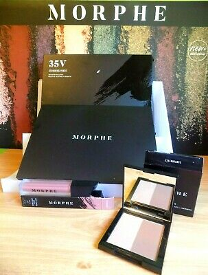 MORPHE 35V STUNNING Vibes Eyeshadow Palette AUTHENTIC w/receipt ULTA