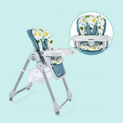 Baby Kids Highchair, Stroller & Seat Cushion Pad -Booster Comfort Protection Mat