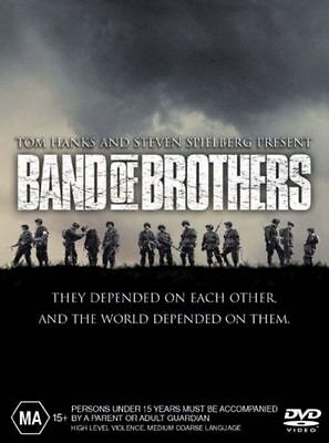 Band Of Brothers (DVD, 2007, 6-Disc Set)