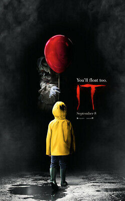 24x36 TV MOVIE IT ONE SHEET POSTER STEPHEN KING 52187