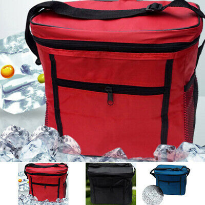 Extra Large Insulated Cooler Cool Bag Box Picnic Camping Food Drink Ice