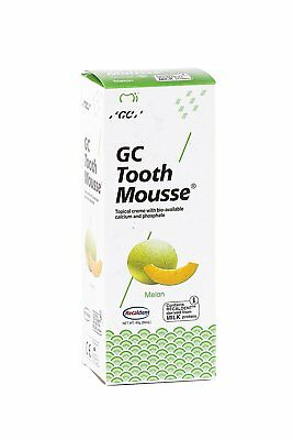Gc Tooth Mousse Melon 40g FREE POSTAGE