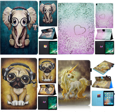 """For iPad Pro 11"""" Mini Air 9.7 2018 Smart Flip Magnetic Leather Case Wallet Cover"""