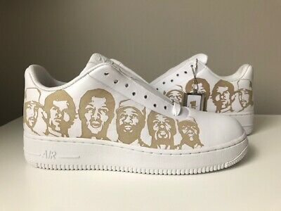 new product a4c89 8be21 Nike Air Force 1 Original six player seamless laser rare 315184111