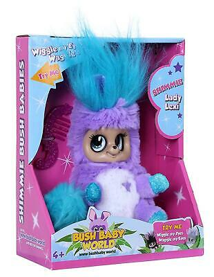 Bush Baby World 2311 Shimmies Lady Lexi Kids Soft Toy