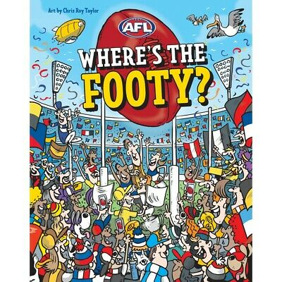 AFL: Where's The Footy?