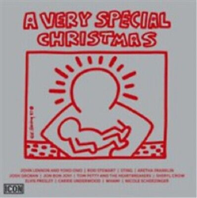 Various Artists - A Very Special Christmas : ICON <New & Sealed> CD