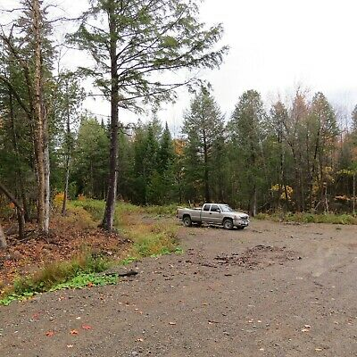***Own 25 Acres +/- Of Land In Northern Maine Next To The Canadian Border***