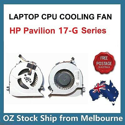 CPU Cooling Fan For HP Pavilion 17-G 17-G100 17-G102tx Series 806747-001
