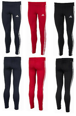 Adidas EQ 3-Stripes Girls Long Training Leggings