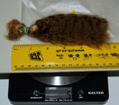 029A - 5g Beautiful Mohair, for fairy, doll wig making, puppet, ooak