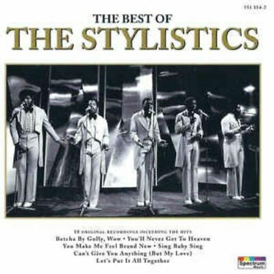 THE STYLISTICS the best of (CD, album, compilation) greatest hits, soul, disco,