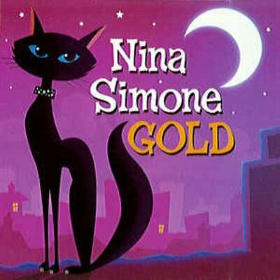 NINA SIMONE gold (2X CD compilation 2003) soul, vocal, jazz, very good condition