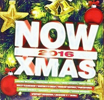 Various Artists - Now Xmas 2016 <New & Sealed> Christmas CD