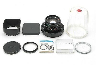 Exc+++++ IN Case Hasselblad Carl Zeiss Planar T* C 80mm f/2.8 Lens From JAPAN