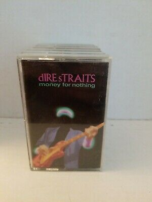 Dire Straits money for nothing Cassette Tape