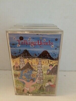 Talking Heads little creatures Cassette Tape