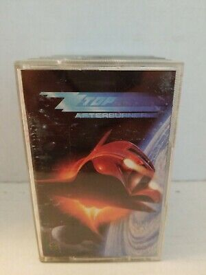 ZZ Top Afterburner Cassette Tape