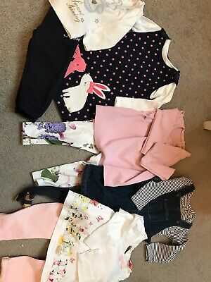 baby girl Clothes bundle 12-18
