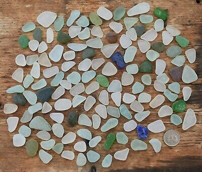English Sea Glass from Whitby Beach