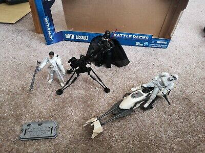 Star Wars - The Clone Wars - Hoth Assault (Battle Packs) Hasbro 2010