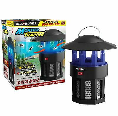 Bell + Howell Monster Trapper- The Ultimate Insect/Mosquito Killer As Seen on TV