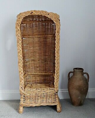 Vintage Porters Chair~Wicker Child's Chair~A One off~Stunning piece~High Quality