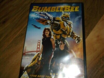 brand new and sealed bumblebee dvd