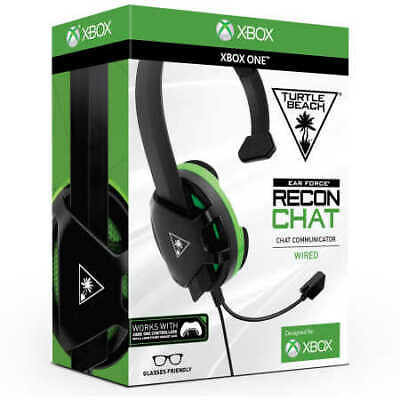Turtle Beach Recon Chat  Xbox One Gaming Headset