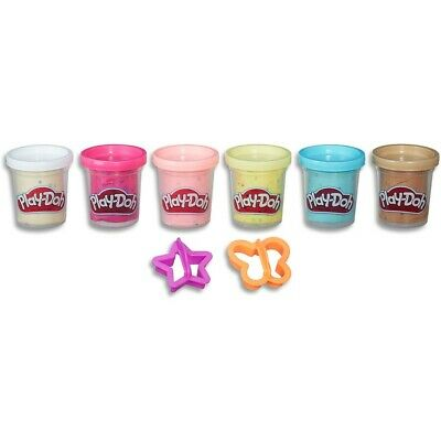 Play-Doh Confetti Compound Collection 8 Pack