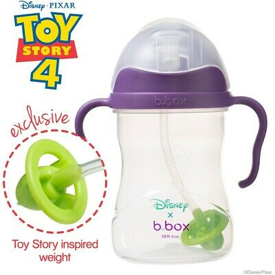 Disney by b.box Toy Story 4 Buzz Sippy Cup 240mL