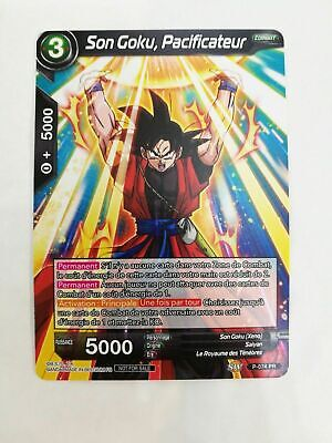 Dragon Ball Super Son Goku, Pacificateur P-074 PR VF
