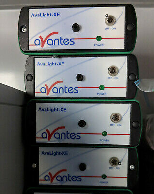 Avantes AvaLight XE Fiber Optic Light Sources